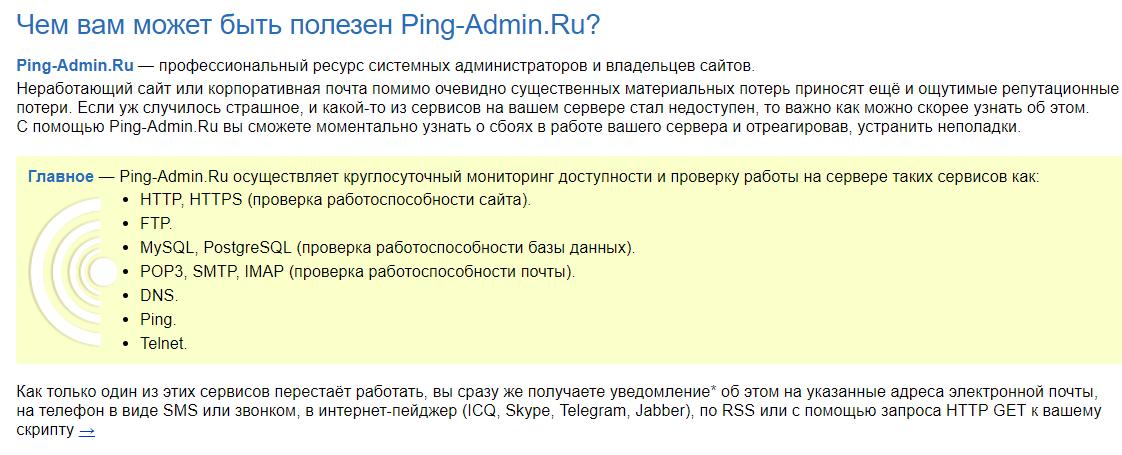 6 сервисов мониторинга сайтов для SEO-специалистов