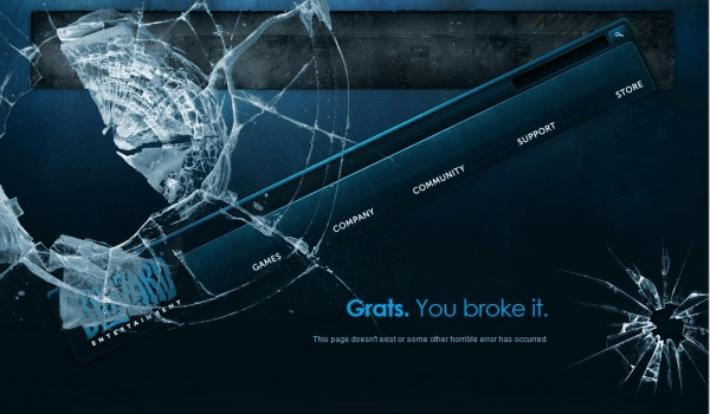 Как использовать страницы 404 для продаж